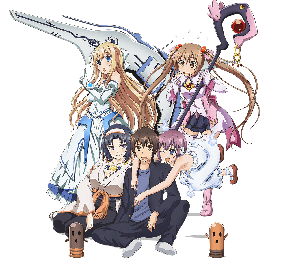 Invaders Of The Rokujyouma