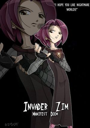 File:Invader Zim Nightmare by Krusnik007.jpg