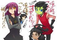 Invader zim anime by justananimefreak123-d4nhlkh