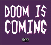 Doom is Coming by Oni Press