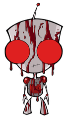 HD Bloody GIR by burtbolivia