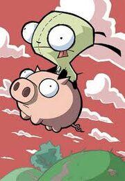 Gir&piggy