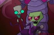 Tutv Videos de Arte y animaciones Video INVASOR ZIM ladrones de planetas21