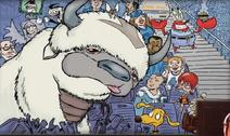 Nicktoons mlb multitud