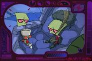Tutv Videos de Arte y animaciones Video INVASOR ZIM ladrones de planetas2