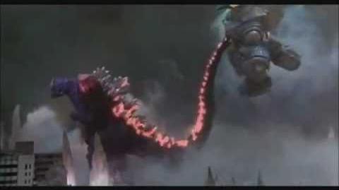 Godzilla Vs.SpaceGodzilla Vs