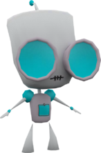 Modelo 3d de gir en globs of doom