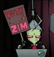 Vota por zim
