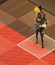 KO SpecOps Guard