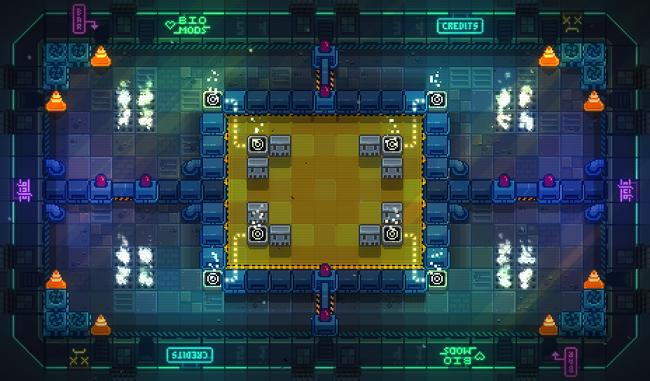 Arx-515 - Quadriplex - Zone