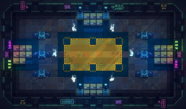 Arx-515 - Big Brother - Zone