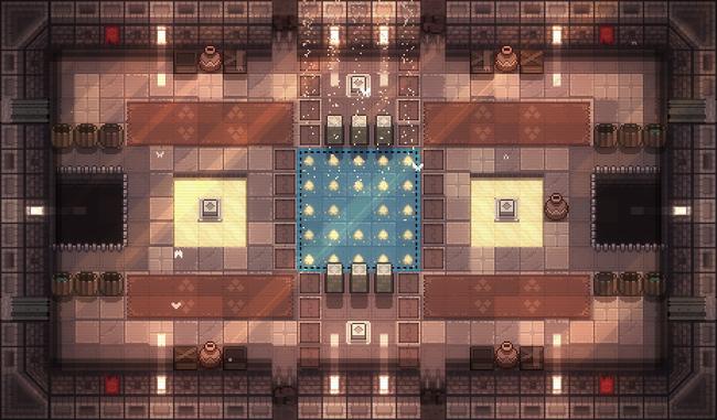 Arenae - Sand Trap - Zone
