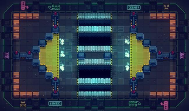 Arx-515 - Convey-Or-Die - Zone