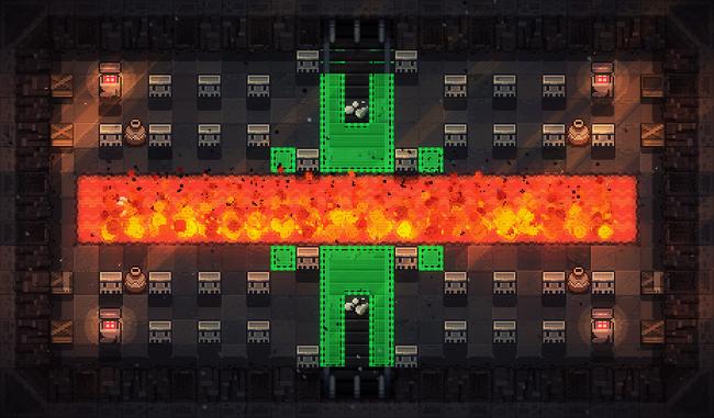 Craterus - Firewall - Zone