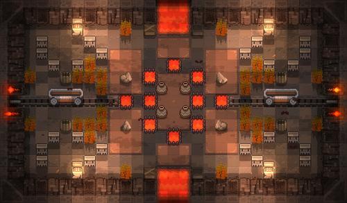 Craterus - Secret Hollow