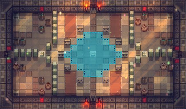 Arenae - Cerebral Prison - Zone