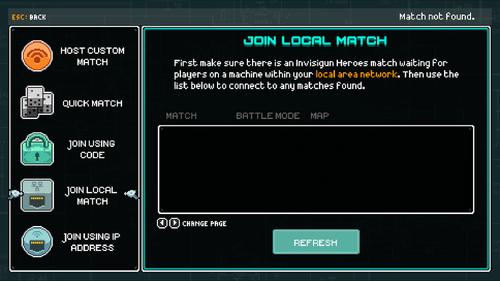 Join Local LAN