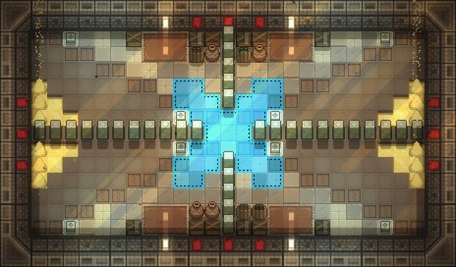 Arenae - X-Claim - Zone