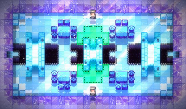 Glaciarii - Tunnel Vision - Zone