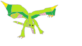Skysaur(Maded by Aaky)(Sorry for the eyes)