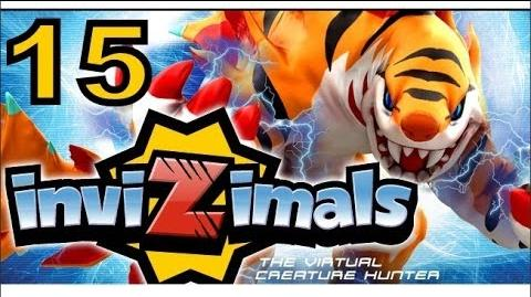 Invizimals - Let's Play - Playstation Vita (PS VITA) Part 15 - Kilimanjaro Tournament
