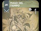 Mago del Tiempo - Inv Fronteras Nº 08