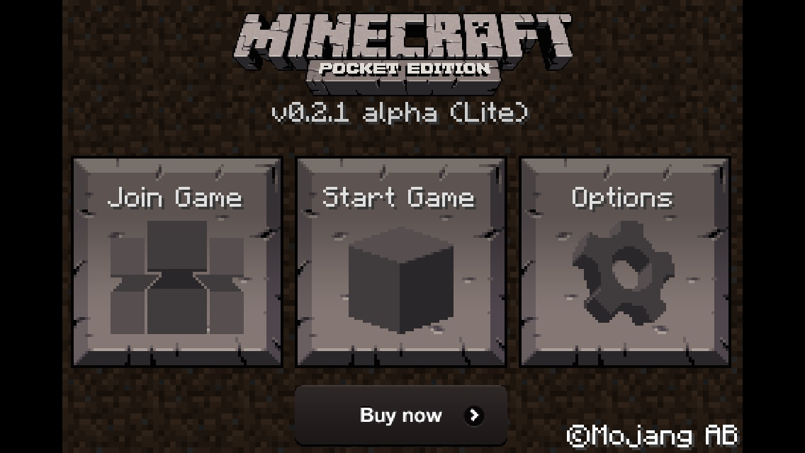 join games minecraft pocket edition