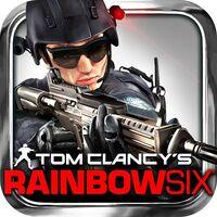 Rainbow six icon