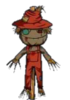 Starved Scarecrow
