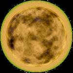 Yellow Planet