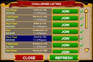 ChallengeListing