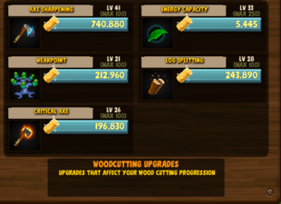 Woodcutingupgrades