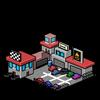 Mafia Event Car Garage