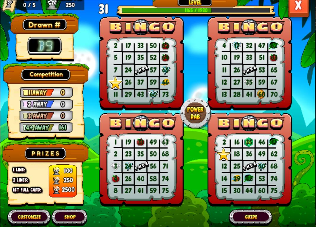 Bingo | Idle Online Universe Wiki | FANDOM powered by Wikia