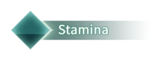 Step banner plusstamina