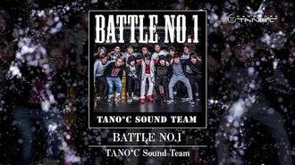 TANO*C Sound Team - BATTLE NO.1
