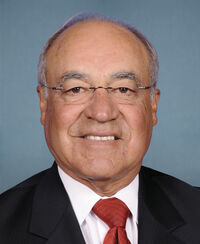 Joe Baca Portrait