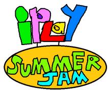 IPlay Summer Jam Logo