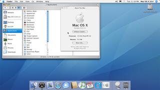 2005-7 Mac OS X 10.4.11 (Tiger) (PPC)