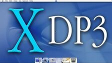 Mac OS X Developer Preview 3 Demo
