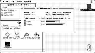 1987 System Software 5.1 (4.3-6.0) (Hoodoo)
