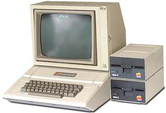 Image result for apple II