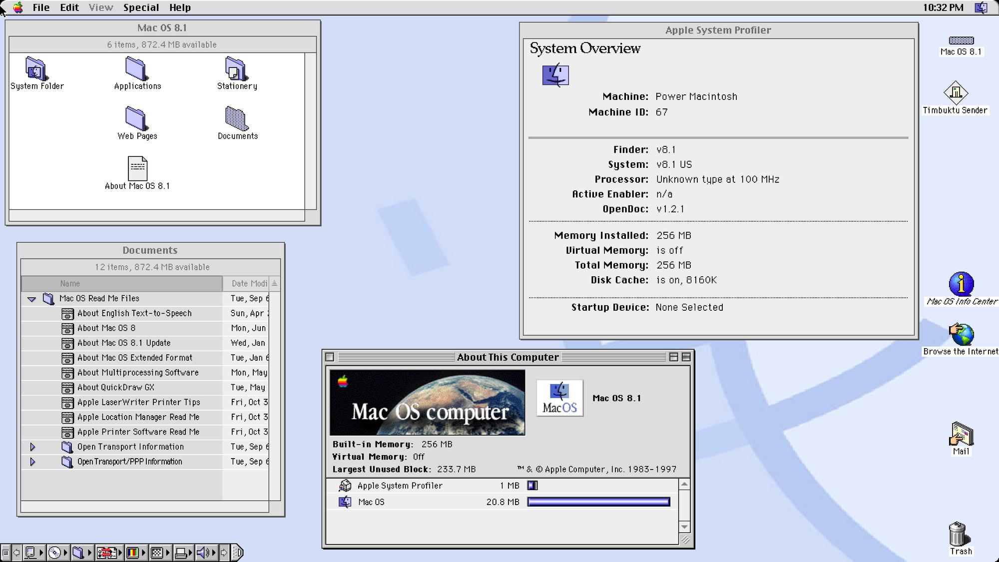 Mac OS 8 1 | Apple Wiki | FANDOM powered by Wikia