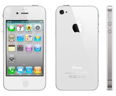 Iphone4swhite