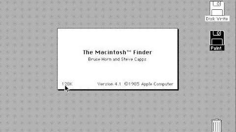 Macintosh System 2