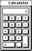 Calculatormacintosh