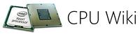 Intel Wiki logo badge