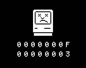 Sad Mac icon   Apple Wiki   FANDOM powered by Wikia
