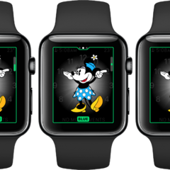 Minnie Mouse Watch Face