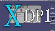 Mac OS X Developer Preview 1 Demo